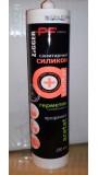 Герметик силиконовый ZIGGER PF санитарный белый, 280 мл 02-02-28