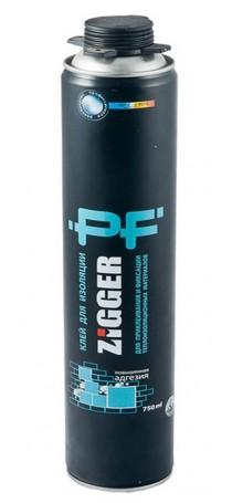 Клей для теплоизоляции ZIGGER PF 750мл 03-01-41
