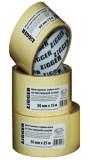 Лента ZIGGER двусторонняя 50 мм х 5 м на тканевой основе 07-04-21