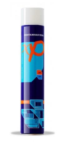 Пена бытовая  xP, 600 г, всесезонная 01-01-37