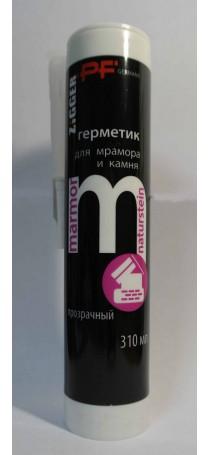 Герметик для мрамора и камня бесцветный  ZIGGER PF 310мл 02-02-11