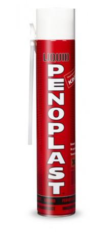 Пена бытовая KIM TEC Liquid Penoplast всесезонная 750 мл 01-04-01