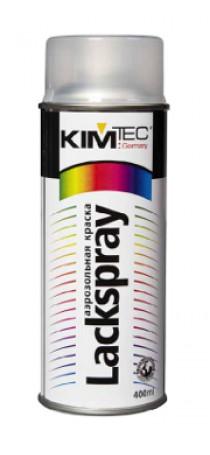 Лак-спрей KIM TEC аэрозольный 400 мл бесцветный 11-01-13