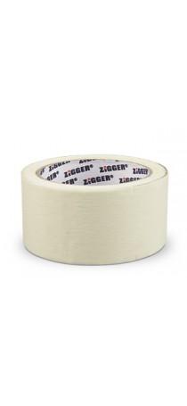 Малярная лента Zigger клейкая 50 мм х 25 м белая 05-06-65