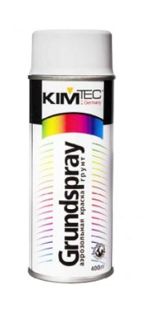 Грунт-спрей KIM TEC 400 мл серый 11-01-14