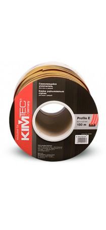 Уплотнитель KIM TEC E-профиль 150 м (9 мм x 4 мм) коричневый (75х2) п/м 04-14-10