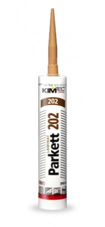 Герметик акриловый KIM TEC Parkett-Laminat 202 310 мл бук 02-06-02