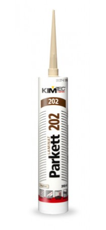 Герметик акриловый KIM TEC Parkett Laminat 202 310 мл берёза 02-06-03