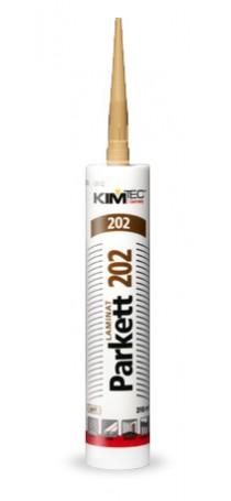 Герметик акриловый KIM TEC Parkett Laminat 202 310 мл дуб 02-06-05