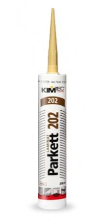 Герметик акриловый KIM TEC Parkett Laminat 202 310 мл сосна 02-06-06